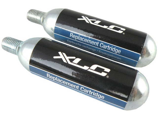 XLC CO2 cartridges 2 x 16g for PU-M03